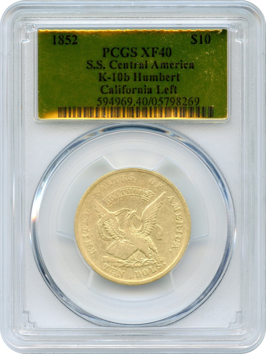 California Gold (1849-1855) - Coins for sale on Collectors